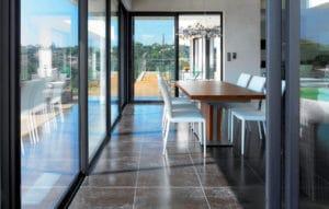 Fenêtre en aluminium à Bordeaux
