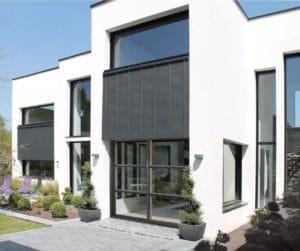 Fenêtre mixte à Bordeaux