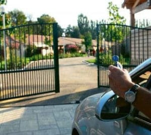 Devis portail automatique à Bordeaux